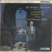 Click here for more info about 'Franz Schubert - Symphonies Nos. 3 And 5'