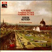 Click here for more info about 'Franz Schubert - Symphony No. 1 in D & Symphony No. 3 in D'