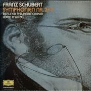 Click here for more info about 'Franz Schubert - Symphony No. 2 in B Flat / Symphony No. 3 in D Major'
