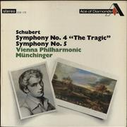 Franz Schubert Symphony No. 4 In C Minor
