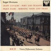 Click here for more info about 'Franz Von Suppé - Suppé Overtures - 1st'
