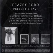 Click here for more info about 'Frazey Ford - Present & Past'