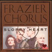 Click here for more info about 'Sloppy Heart - Autographed'