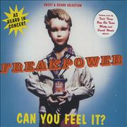 Click here for more info about 'Freak Power - Can You Feel It'