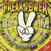 Click here for more info about 'Freak Power - Waiting For The Story To End'