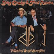 Fred Astaire A Couple Of Song And Dance Men Australia vinyl LP