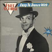 Fred Astaire Easy To Dance With UK vinyl LP