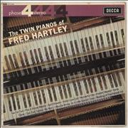 Click here for more info about 'Fred Hartley - The Twin Pianos Of Fred Hartley'