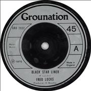 Click here for more info about 'Fred Locks - Black Star Liner'