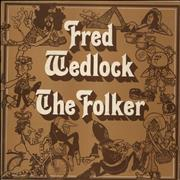 Click here for more info about 'Fred Wedlock - The Folker'