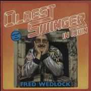 Click here for more info about 'Fred Wedlock - The Oldest Swinger In Town'