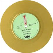 Click here for more info about 'Freda Payne - Band Of Gold - Gold Vinyl'