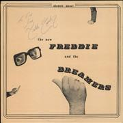 Click here for more info about 'Freddie & The Dreamers - The New Freddie And The Dreamers - Autographed'