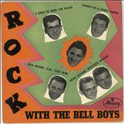 Click here for more info about 'Freddie Bell - Rock With The Bell Boys'