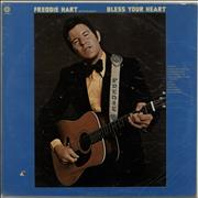 Click here for more info about 'Freddie Hart - Bless Your Heart'