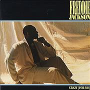Click here for more info about 'Freddie Jackson - Crazy (For Me)'