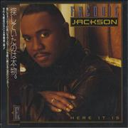 Click here for more info about 'Freddie Jackson - Here It Is'
