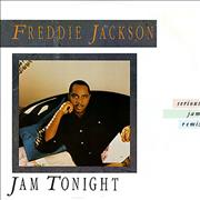 Click here for more info about 'Freddie Jackson - Jam Tonight'