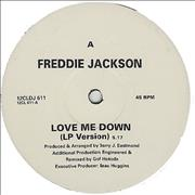 Click here for more info about 'Freddie Jackson - Love Me Down'