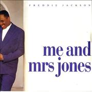 Click here for more info about 'Freddie Jackson - Me And Mrs Jones'