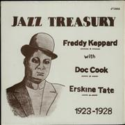 Click here for more info about 'Freddie Keppard - Jazz Treasury'