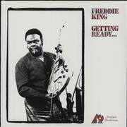 Click here for more info about 'Freddie King - Gettin' Ready - 200gram Vinyl'