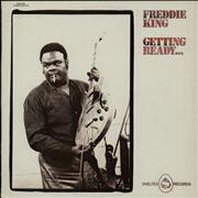 Click here for more info about 'Freddie King - Getting Ready'