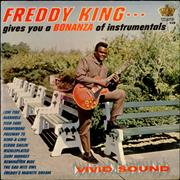 Click here for more info about 'Freddie King - Gives You A Bonanza Of Instrumentals'