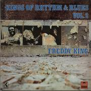 Click here for more info about 'Freddie King - Kings Of Rhythm & Blues Vol. 2'