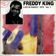 Click here for more info about 'Freddie King - Live In Nancy, 1975 - Vol. 1'
