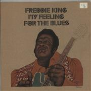 Click here for more info about 'Freddie King - My Feeling For The Blues'
