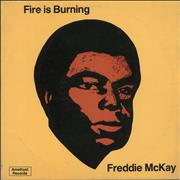Click here for more info about 'Fire Is Burning'