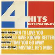 Click here for more info about 'Freddie Mercury - 4 Hits Internacionais EP'
