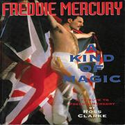Click here for more info about 'Freddie Mercury - A Kind Of Magic'