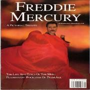 Click here for more info about 'Freddie Mercury - A Pictorial Tribute'