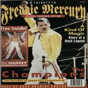 Click here for more info about 'Freddie Mercury - A Tribute To Freddie Mercury Special Souvenir Edition'
