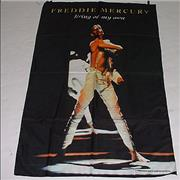 Click here for more info about 'Freddie Mercury - Banner & Flags Set'