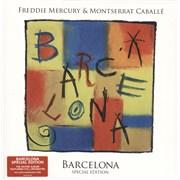 Freddie Mercury Barcelona - Special Edition - Sealed UK vinyl LP