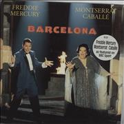 Click here for more info about 'Freddie Mercury - Barcelona - 1992 issue - Wide'