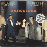 Click here for more info about 'Freddie Mercury - Barcelona - 1992 issue'