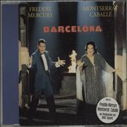 Click here for more info about 'Freddie Mercury - Barcelona - Reissue'