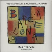 Click here for more info about 'Freddie Mercury - Barcelona - Special Edition'
