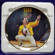 Click here for more info about 'Freddie Mercury - Danbury Mint Commemorative Plates'