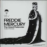 Click here for more info about 'Freddie Mercury - Freddie Mercury: The Great Pretender'