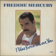 Click here for more info about 'Freddie Mercury - I Was Born To Love You - EX'
