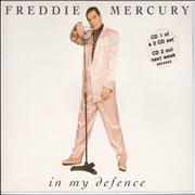 Click here for more info about 'Freddie Mercury - In My Defence - Part 1 & 2'