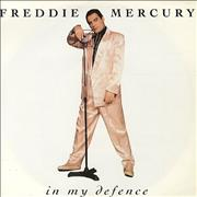 Click here for more info about 'Freddie Mercury - In My Defence'