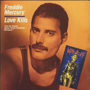 Click here for more info about 'Freddie Mercury - Love Kills - EX'