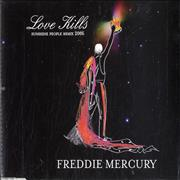 Click here for more info about 'Freddie Mercury - Love Kills'