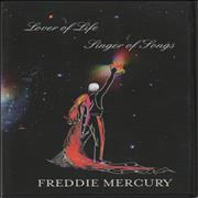 Click here for more info about 'Freddie Mercury - Lover Of Life Singer Of Songs'